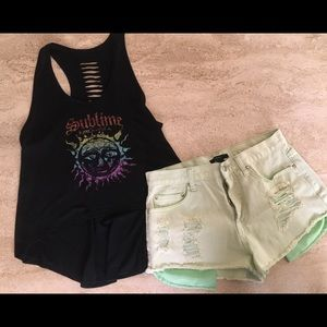 Sublime & Forever 21 Mix & Match Outfit💕